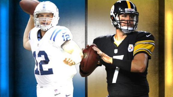 Video - Inside Edge: Colts-Steelers