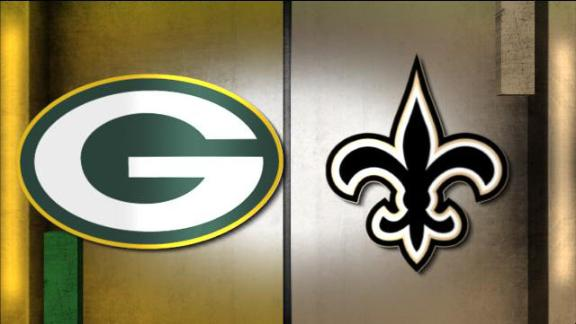 NFL Live Prediction: Packers-Saints