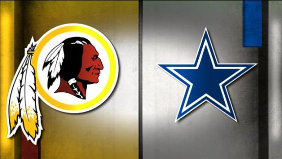 NFL Live Prediction: Redskins-Cowboys