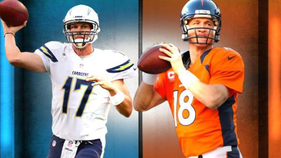 Video - Inside Edge: Chargers-Broncos
