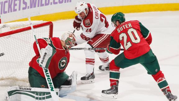 Video - Wild Shut Out Coyotes