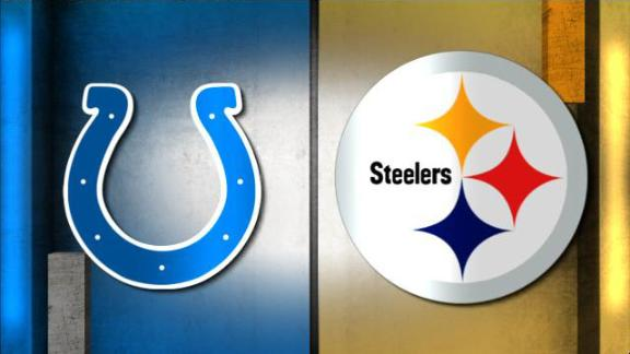 NFL Live Prediction: Colts-Steelers