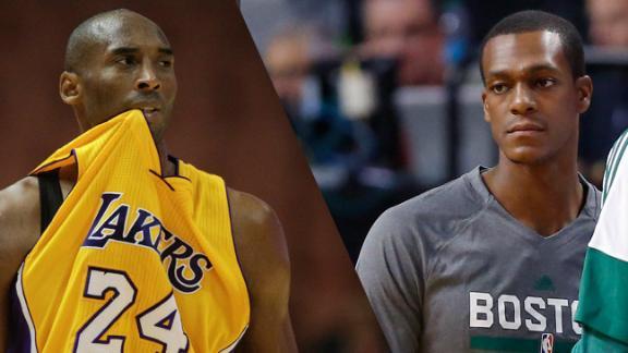 Struggles For Lakers, Celtics