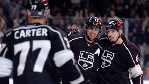 Kings Shut Out Struggling Sabres