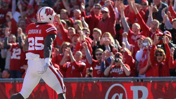 Wisconsin Routs Maryland