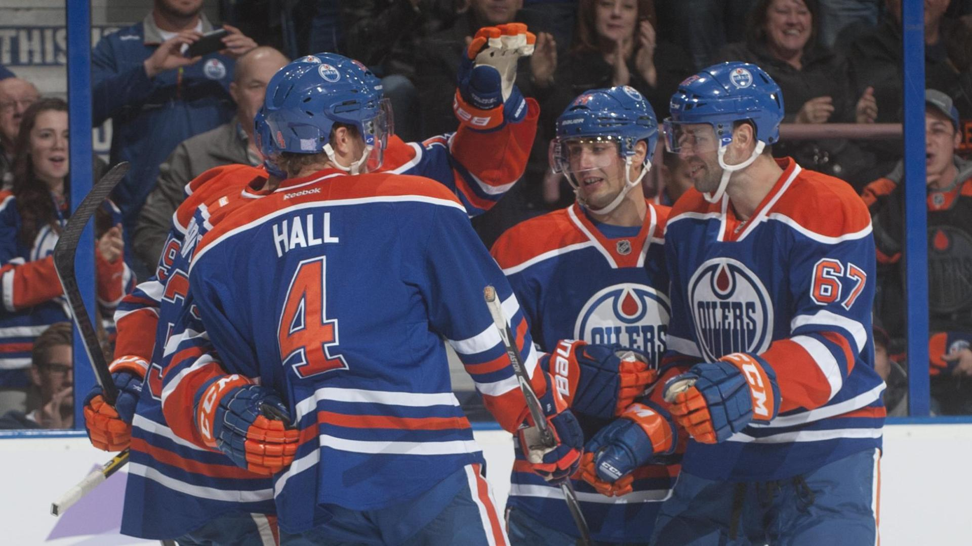Video - Oilers Power Past Hurricanes