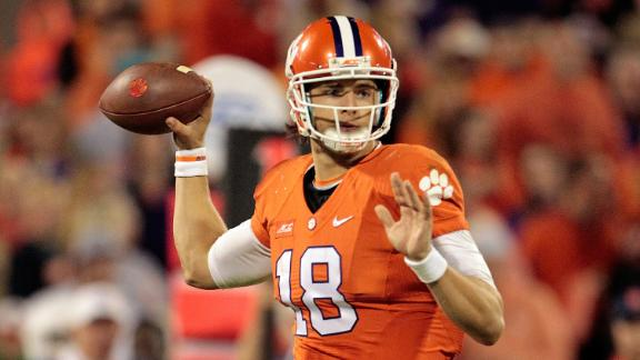 Clemson Wins Fifth Straight