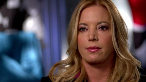 Jeanie Buss On Lakers' Business, Kobe Contract