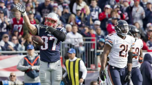 Double Check: Patriots Demolish Bears