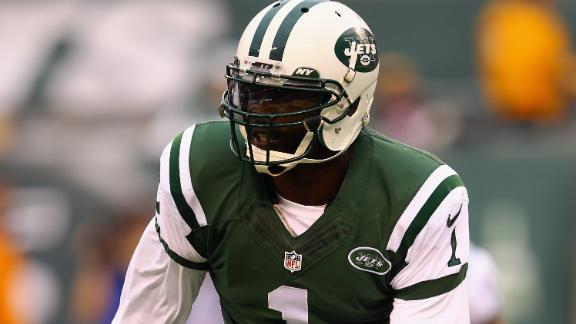 Jets Name Vick Starter For Sunday