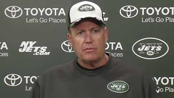 Rex Ryan On Naming Vick Starting QB