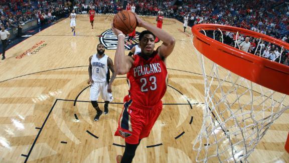 Video - Davis Dominates In Pelicans' Win
