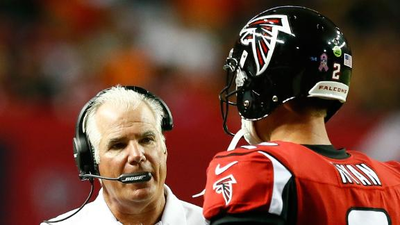 Video - Mike Smith, Falcons Focus On Second Half