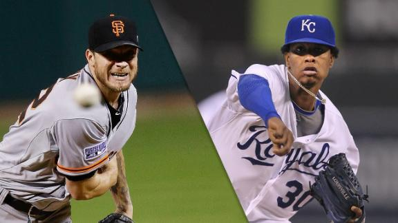 World Series Game 6: Peavy vs. Ventura