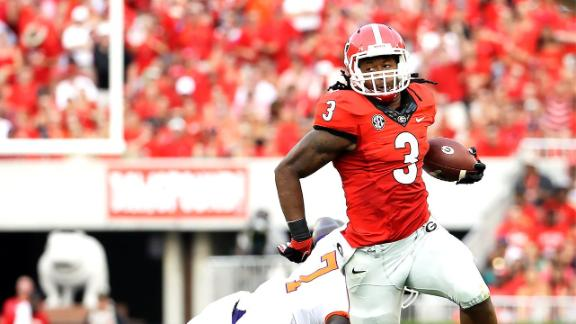 No NCAA Decision Yet On Todd Gurley