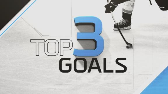 Video - SportsCenter's Inside The NHL: Top 3 Goals