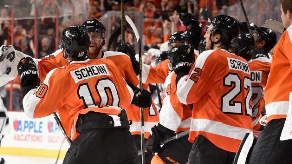 Flyers Win In OT