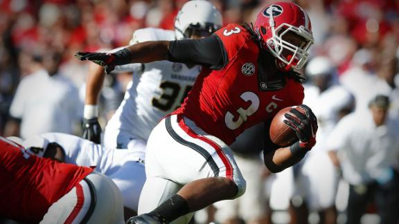 Gurley's Return Set To Impact Playoff Race