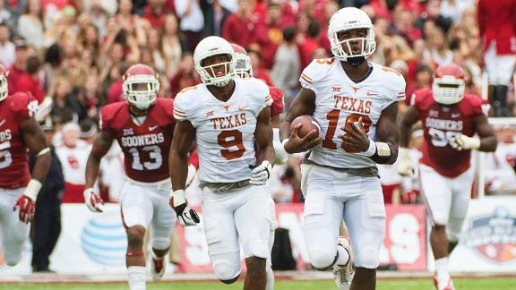 Swoopes And Harris Talk Football