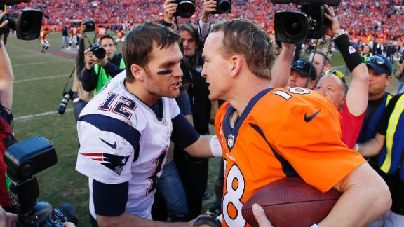 How rosters of Broncos, Patriots were built