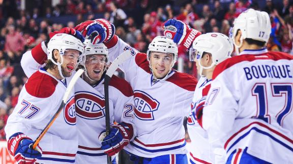 Video - Canadiens Win In Shootout