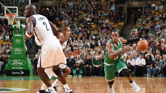 Video - Rondo Strong In Celts' Win