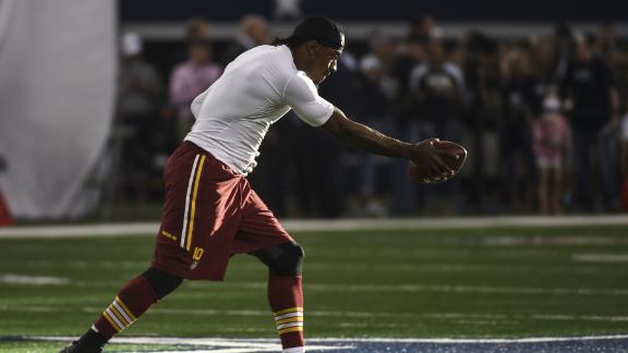 RG III To Start Against Vikings