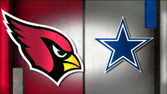 NFL Live Prediction: Cardinals-Cowboys