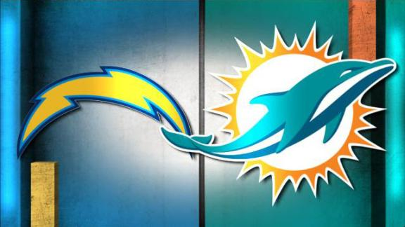 NFL Live Prediction: Chargers-Dolphins