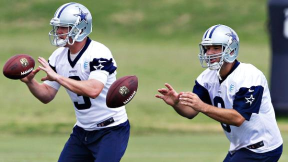 If Romo Can't Go, Weeden Poised For Success