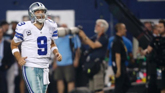 Romo Will Be Game-Time Decision Sunday