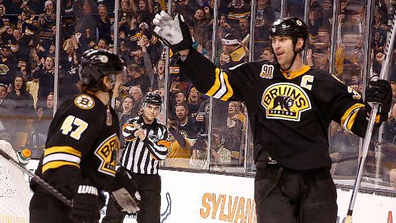 Bruins Report: Injury Bug Hits Defensemen