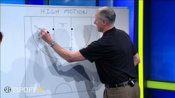 Coach's clicker: Mizzou's Kim Anderson