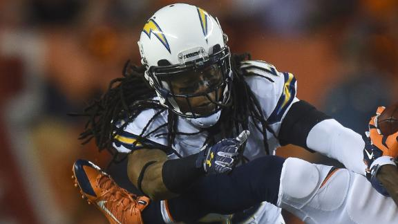 Video - Why Verrett Works In The Chargers Scheme