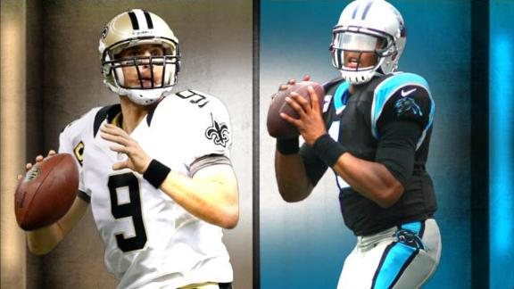 Inside Edge: Saints-Panthers
