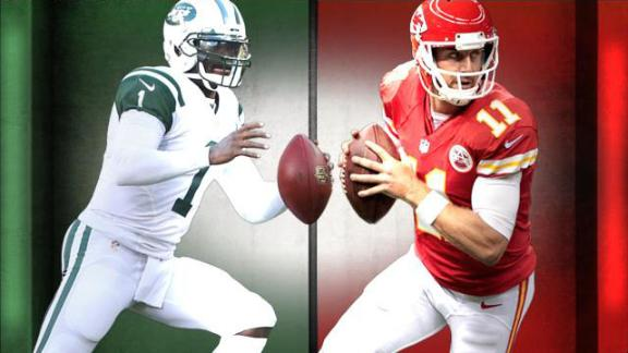 Inside Edge: Jets-Chiefs