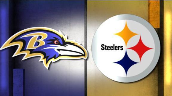 Video - NFL Live Prediction: Ravens-Steelers