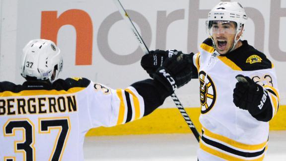 Bruins Slip Past Sabres In OT