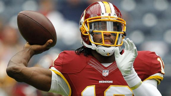 Fantasy: Redskins' Passing Game