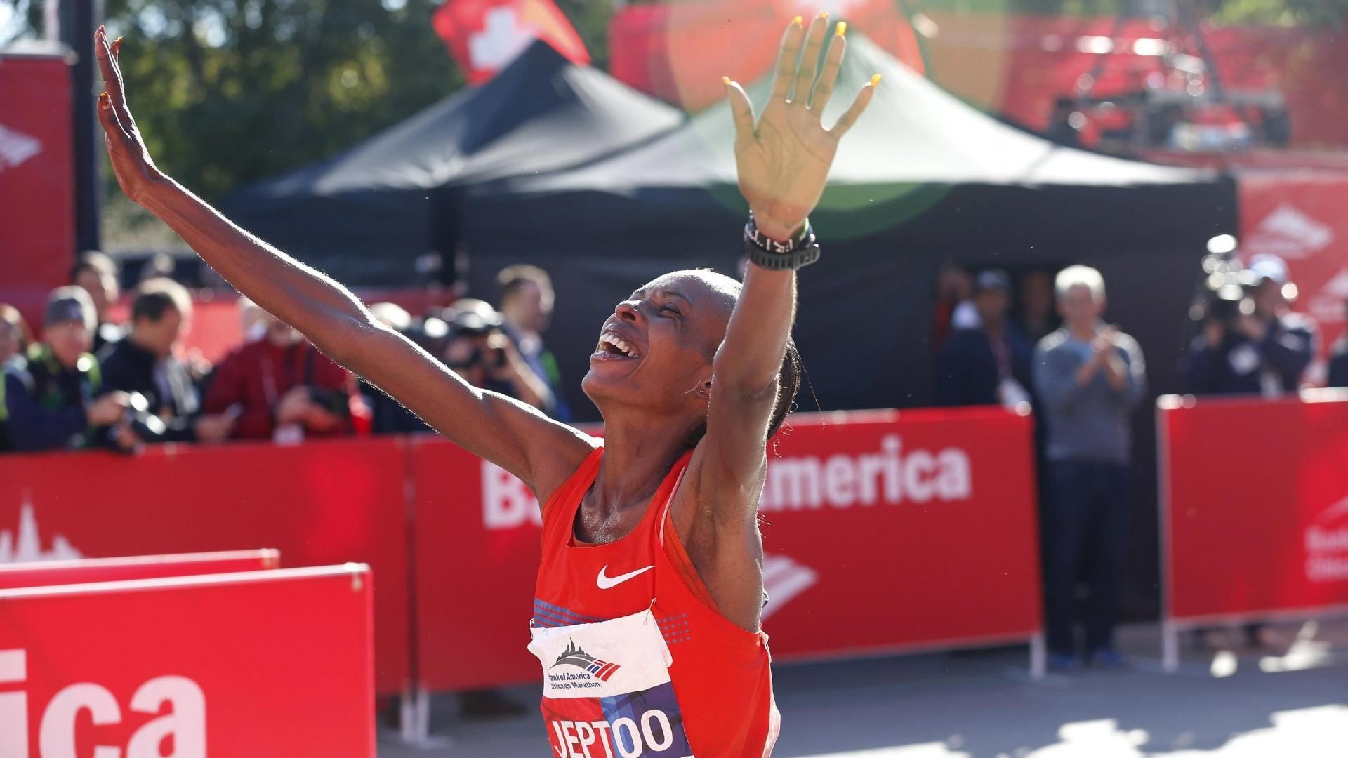 Chicago Marathon Champ Fails Doping Test