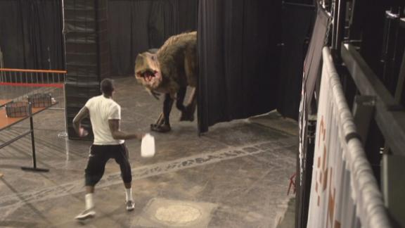 Video - Suns Spooked By T. Rex