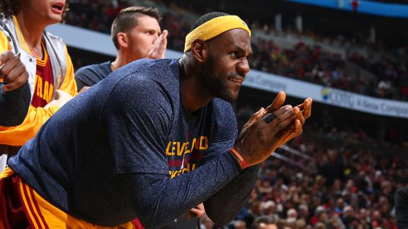 Breaking Down The Cavaliers' Win