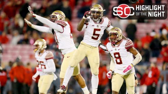 Florida State Survives Against Louisville