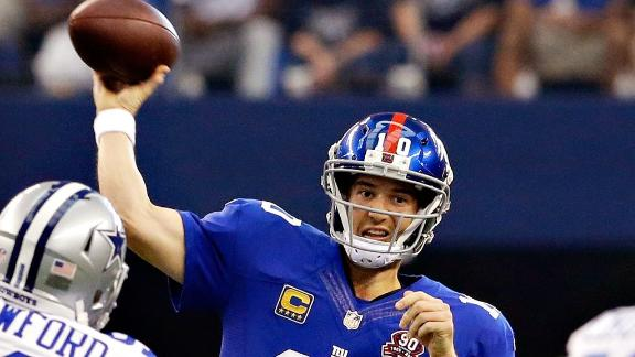 Giants Looking For More Explosive Offense