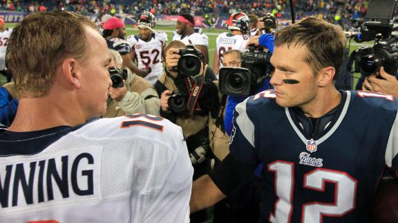Brady, Manning Meet For 16th Time