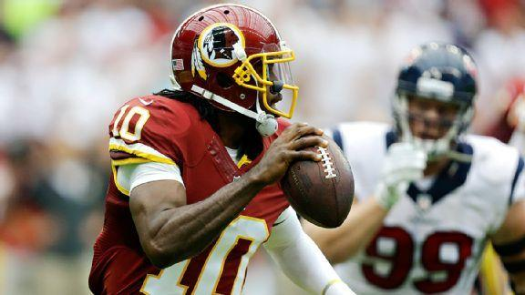How RG III Helps Redskins