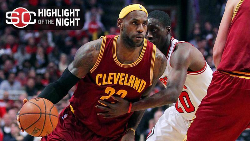 Cavs Fight Off Bulls In Overtime