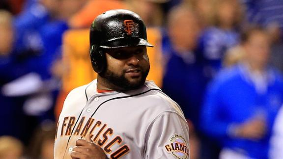 Video - Giants Extend Qualifying Offer To Sandoval