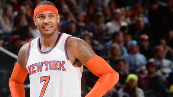 Knicks Benefiting From Culture Change