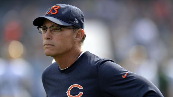 Marc Trestman: Bears Are Supportive